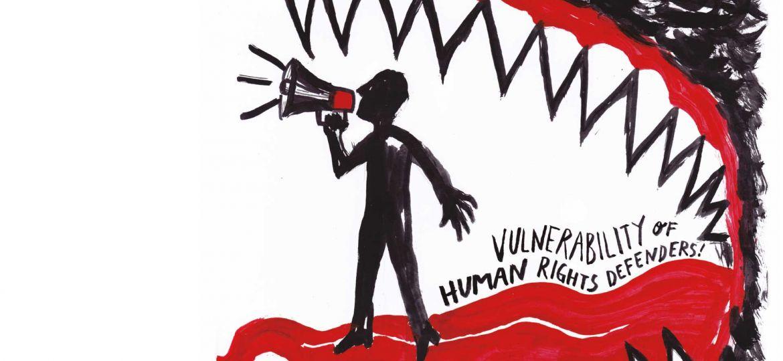 Derechos de los defensores y defensoras de los derechos humanos