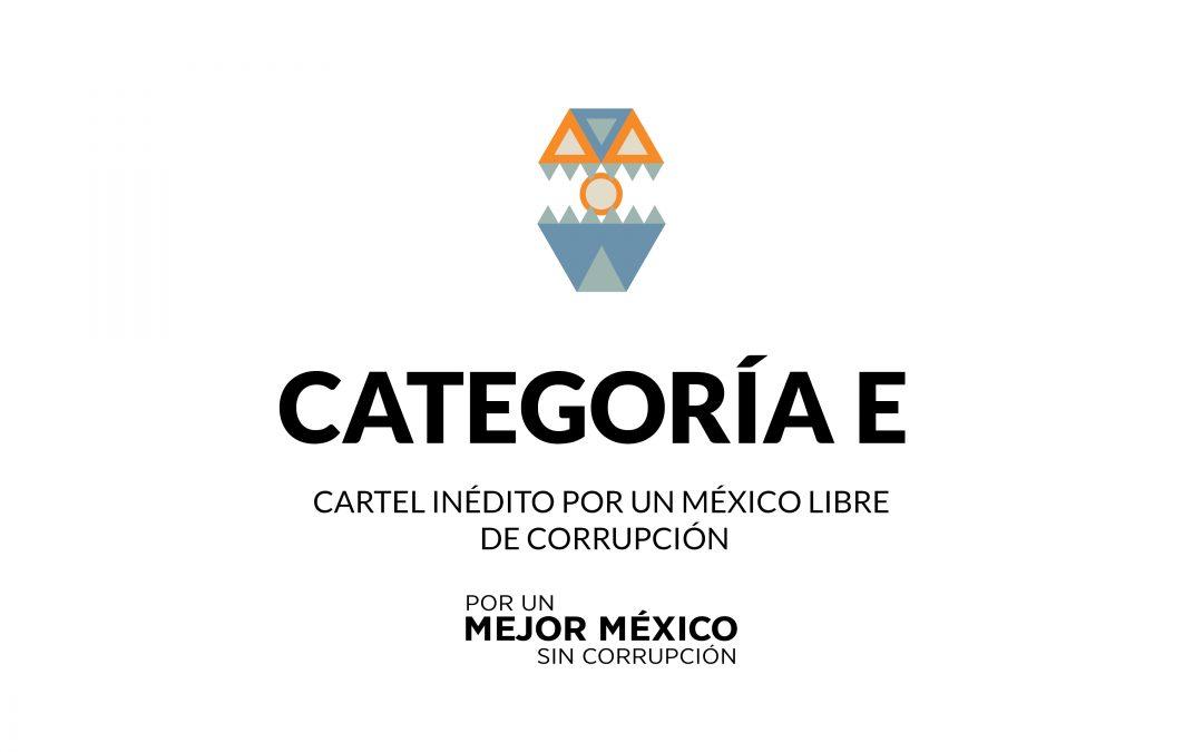 SELECCIONADOS CATEGORÍA E