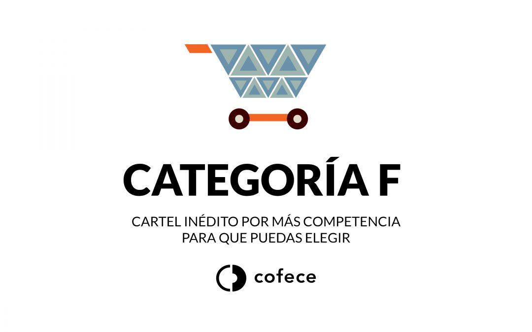 SELECCIONADOS CATEGORÍA F