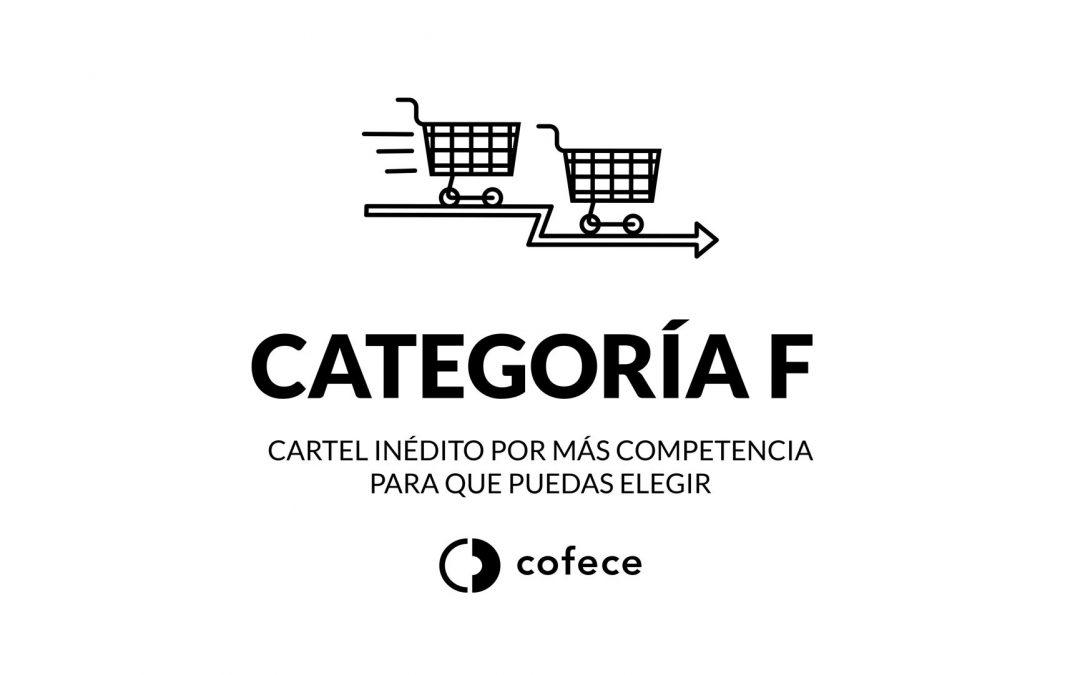 CATEGORÍA F