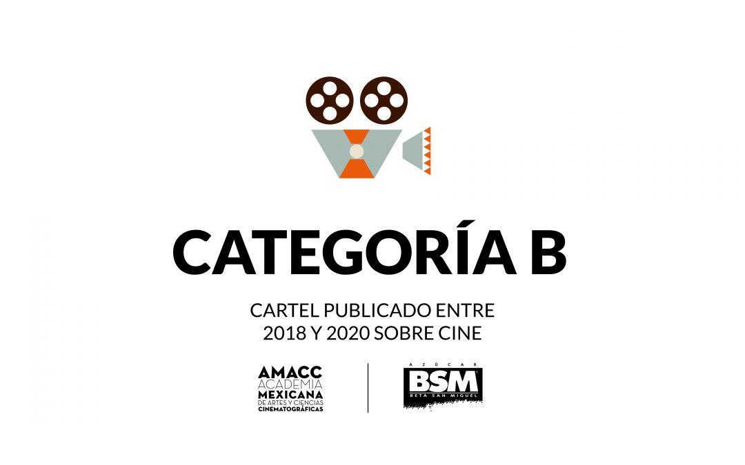 SELECCIONADOS CATEGORÍA B