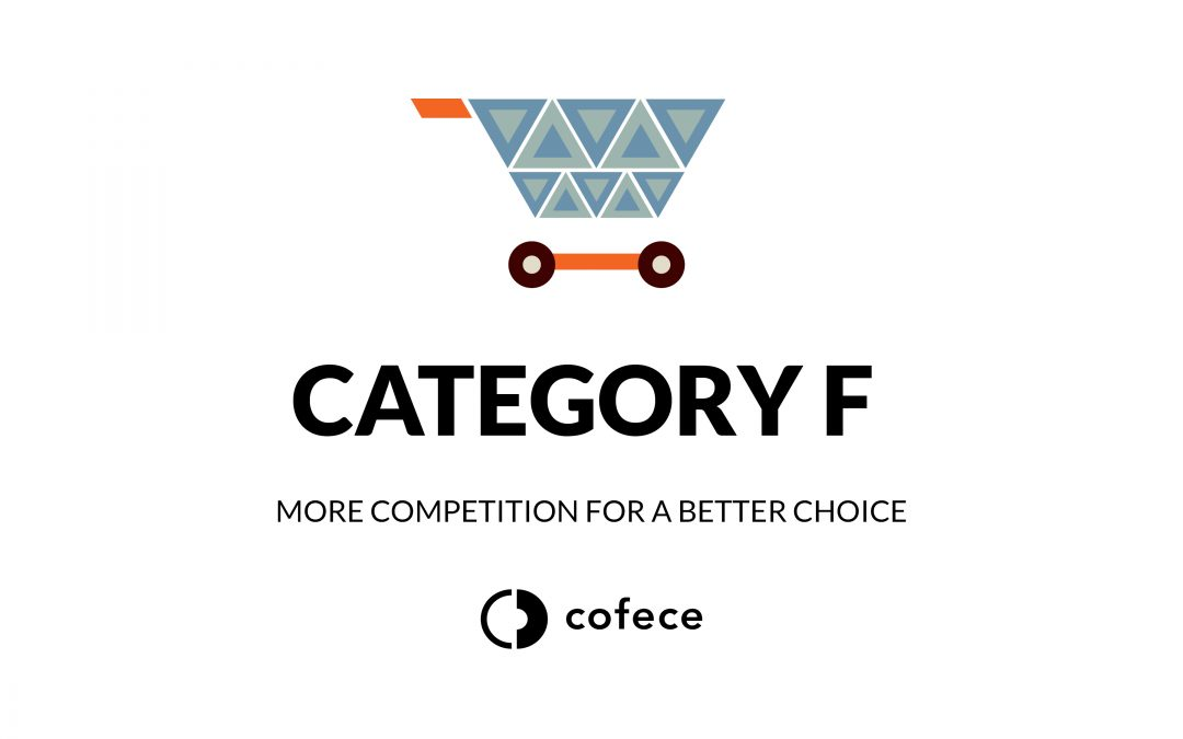 SELECTION CATEGORY F